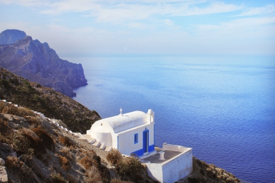 Cruise to Folegandros