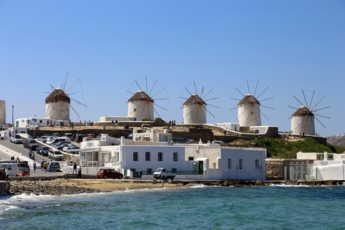 one day Mykonos